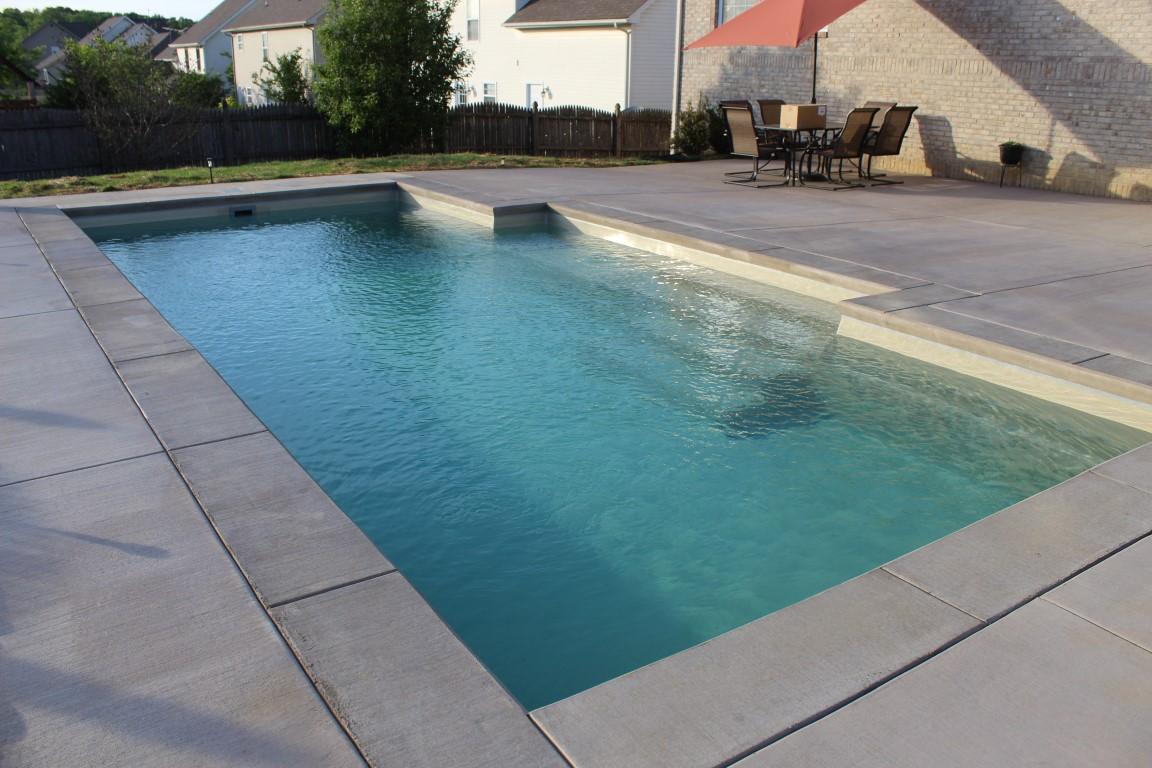 Leisure Pools Elegance 30 Diamond Sand 2