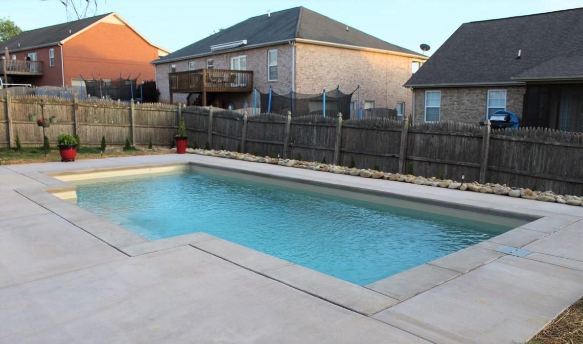 Leisure Pools Elegance 30 Diamond Sand 3