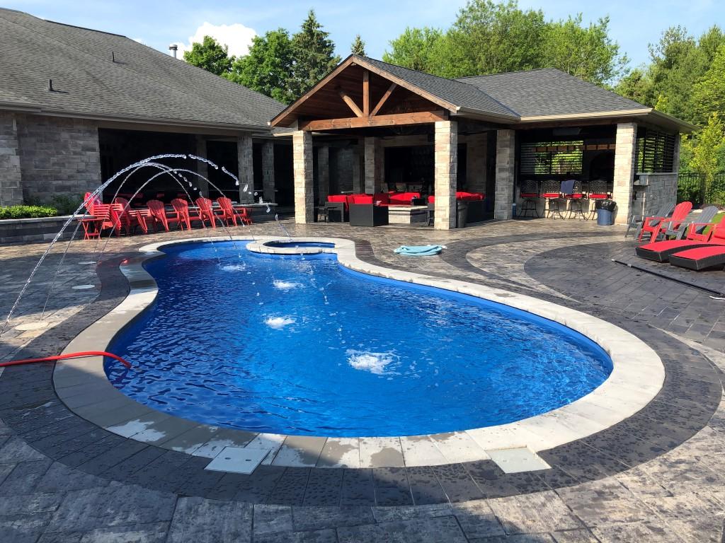 Leisure Pools Allure 40 Sapphire Blue 2019 0701 2