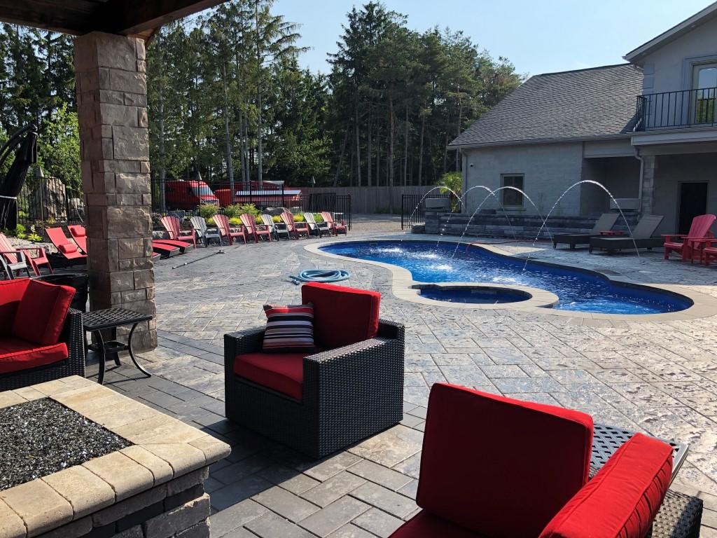 Leisure Pools Allure 40 Sapphire Blue 2019 0701 3