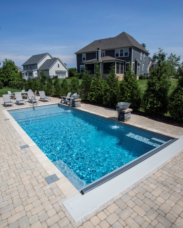 Leisure Pools Pinnacle Silver Grey 2019 0617 1